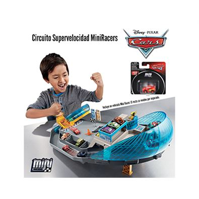 Circuito cars supervelocidad miniracers - 24561498