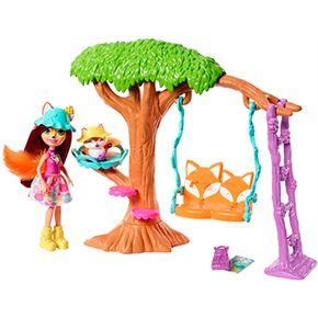 Enchantimals jardin divertido