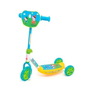 Patinete 3 ruedas peppa pig - 33750130
