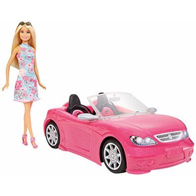 Barbie y su descapotable - 24561551