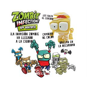 Zombie infection surtido
