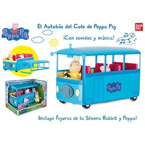 Autobús cole de peppa - 02592637