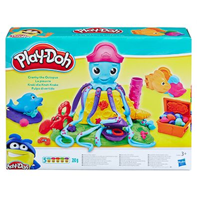 Play-doh pulpo divertido - 25546265