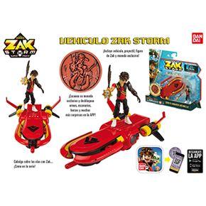 Vehiculos zak storm - 02541585