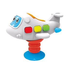 Avión infantil con ventosa - 97200139