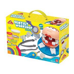 Dentista plastilina