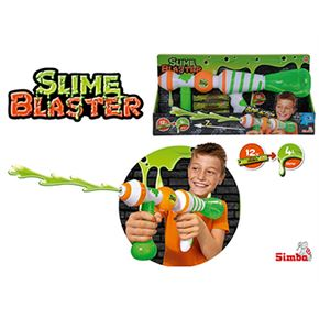 Slime blaster lanzador de moco