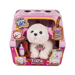 Little live pets tiara dream puppy