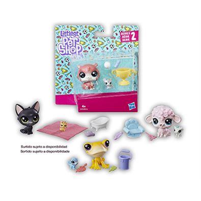 Little pet shops pet pairs - 25532451