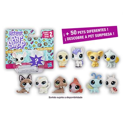 Little pet shops mini 2 pack surtido - 25545443