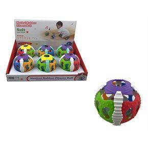Bola infantil con luz y sonido - 87878241