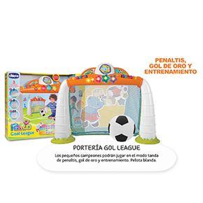 Portería eléctrico goal league - 06005225