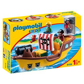 1.2.3 barco pirata - 30009118