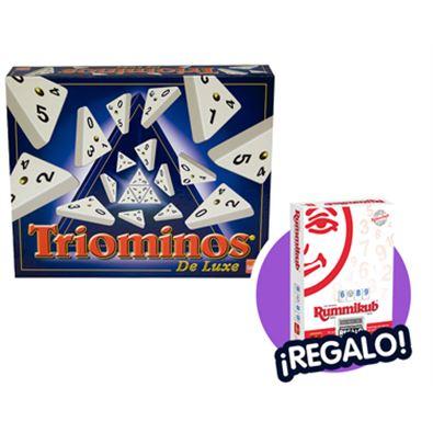 Triominos deluxe + rummi - 14760698