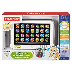 Fisher-price mi primera tableta