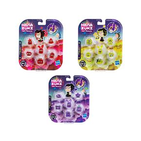 Hanazuki pack 6 tesoros