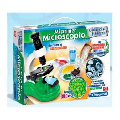 Mi primer microscopio - 06655079