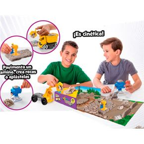 Kinetic rock playset trituradora - 03501448