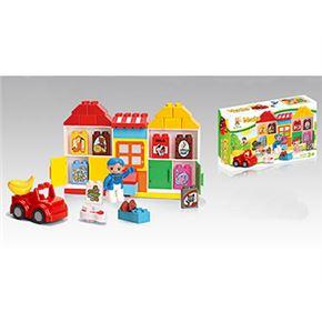 Bloques 40 piezas supermercado - 87862606