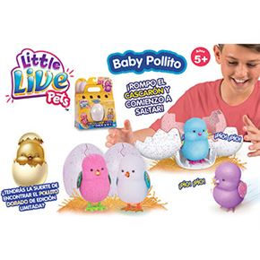 Little live pets baby pollito - 13004399