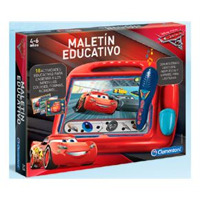 Maletin educativo cars 3 - 06655170