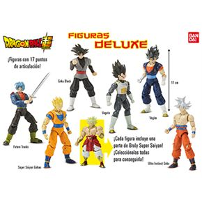 Figuras deluxe dragon ball super - 02535855