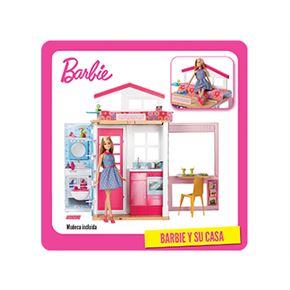 Barbie y su casa - 24537498