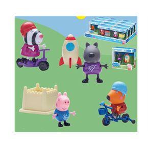 Figura con accesorio peppa pig - 02506381