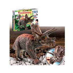 El gran triceratop luces