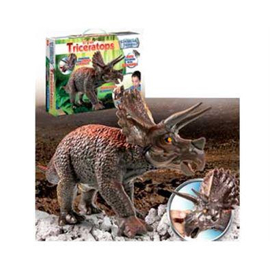 El gran triceratop luces - 06655118