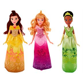 Princesas disney classic fashion doll