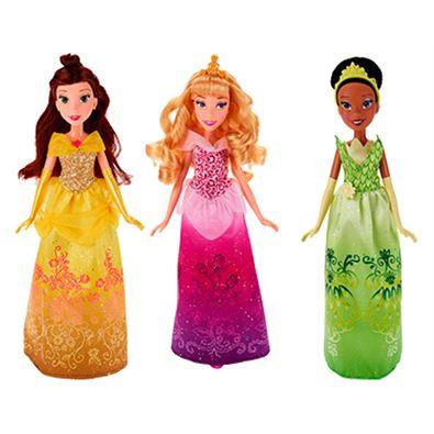 Princesas disney classic fashion doll - 25594350