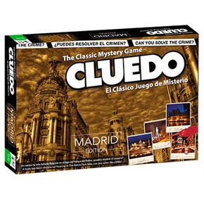 Cluedo madrid - 47282226