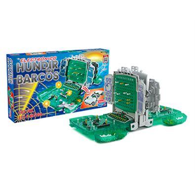 Hundir los barcos electrónicos - 12522004