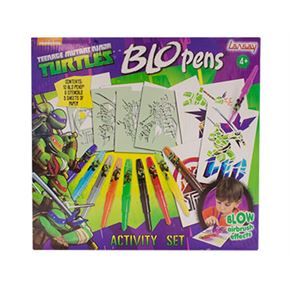 Blopen activity ninja turtles