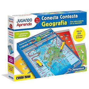 Conecta-contesta geografía