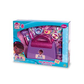 Doctora juguetes-maletín de doctora