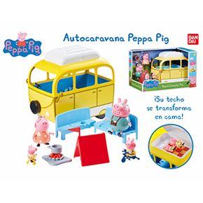 Autocaravana peppa pig - 02584211