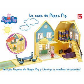 La casa de peppa pig - 02584212