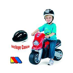 Moltó xtrem con casco - 26510242