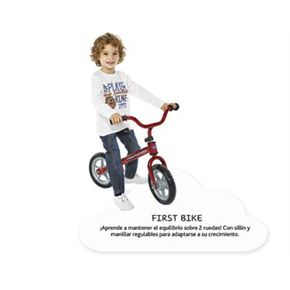 First bike roja - 06001716