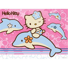 200 piezas hello kitty - 26912631