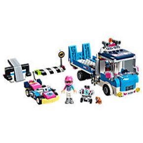 Camion de asistencia y mantenimiento