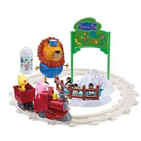 Playset peppa pig en el zoo - 02506698