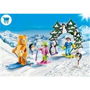 Escuela de esquí
