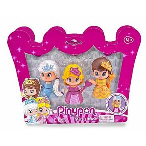 Pinypon 3 princesas - 13004865