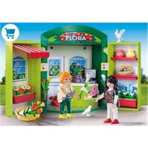 Cofre tienda de flores