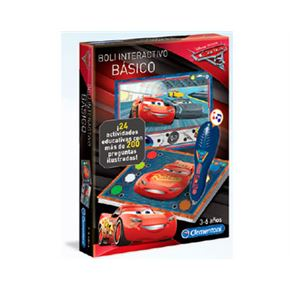 Boli interactivo cars 3 - 06655171