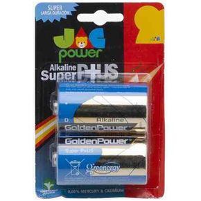 Pack de pilas superalcalinas r-20 (2 unidades) - 93620020