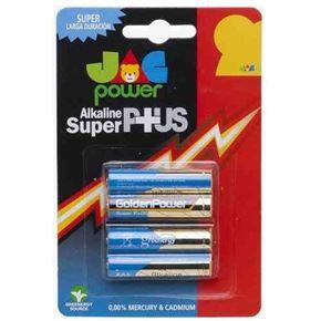 Pack de pilas superalcalinas r-3 (4 unidades) - 93620003